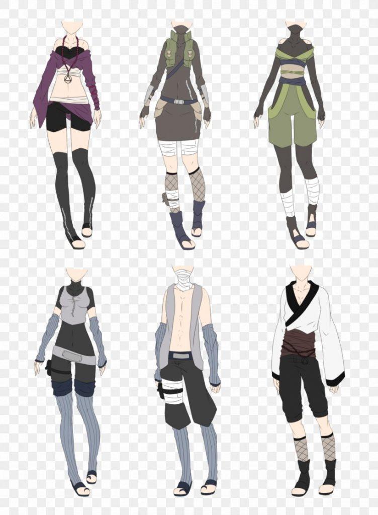 Naruto Clothing